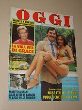 OGGI 1984/38=SUSANNA HUCKSTEP MISS ITALIA=PRISCILLA PRESLEY=PIER LUIGI TORRI=
