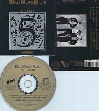 BAD BOYS BLUE-THE FIFTH-1989-GERMANY-COCONUT RECORDS  260 291-222-CD-VERY GOOD+