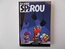 Spirou-nº 256 álbum-comic Hardcover, Dupuis/francés