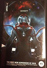 DIVINITY Vol. 1 - Valiant - trade paperback (bloodshot, x-o, ninjak, eternal w.)