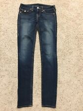 TRUE RELIGION  JEANS size 29 LOW RISE (Inseam 34.5) MADE IN USA  H88