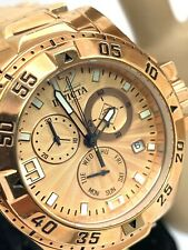 Invicta 16103 Excursion Chronograph Rose Gold Tone Stainless Steel Women's Watch