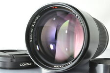 [EXCELLENT]CONTAX Carl Zeiss Sonnar T* 180mm F/2.8 MMJ Lens #2781