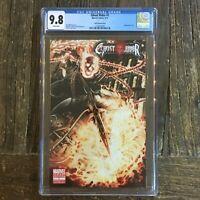 Ghost Rider 1 CGC 9.8 🔥 2011 1st Alejandra Jones - Lozzi Variant