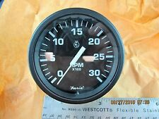3000 Rpm Tachometer 12 Volt 3� Electronic Onan & Other Applications [Bb14]