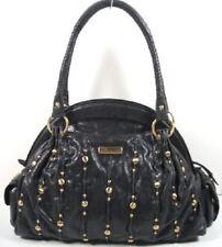 ISABELLA FIORE HOT STUD Leather Tote Bag Handbag Purse NWOT