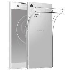 Pochette de protection TPU Transparent Etui pour Sony Xperia XA1 xA 1