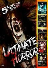 Ultimate Horror: 5 Horror Movies NEW (DVD, 2014, 2-Disc Set)