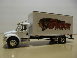 FREIGHTLINER>>INDIAN MOTORCYCLE<<BOX TRUCK
