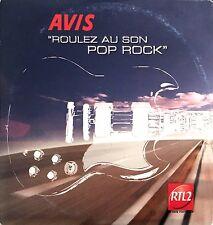 Compilation CD Roulez Au Son Pop Rock - Promo - France (VG+/EX+)