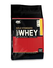 Gold Standard Whey 10lb / 4.5kg Optimum Nutrition WPI WPC Protein