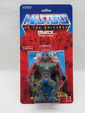 MOTU,Commemorative STRATOS,figure,MOC,sealed,Masters of the Universe,He Man