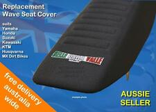 MX DIRTBIKE WAVE GRIPPER SEAT COVER KTM 530EXC | 530 EXC 2011 Only