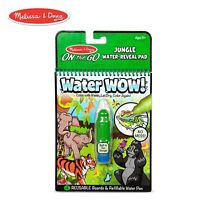 Melissa And Doug Water Wow On The Go Jungle Pad NEW Toys