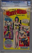 WONDER WOMAN #197 CGC 9.2