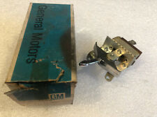 NOS 69-70 CHEVY IMPALA A/C Fan Blower Switch Air Conditioning AC GM # 6273391
