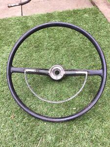 Classic VW Beetle steering wheel - 1960s or 70s