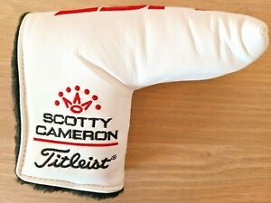 Titleist Scotty Cameron ESPN Blade Putter Headcover