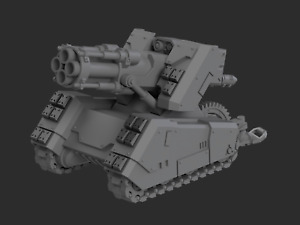 Gothic Sci-Fi TFC Thunderstorm Cannon Compatible with Warhammer 40k Space Marine