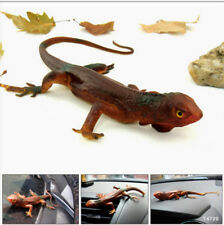 2017 New Simulation Lizard Soft Rubber TPR Gecko Toy Joke Random Toy Prop Fake