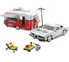 Camper Van and Car 2436 piece compatible blocks model