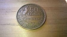 50 FRANCS 1951 GUIRAUD