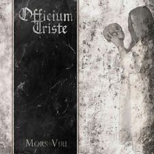 Officium scoppiati-MORS viri GATEFOLD LP NEW Reverend Bizarre doom metal