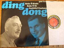 CEF 016 Sean O Riada - Ding Dong - Gael-linn LP