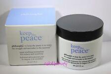 Philosophy Keep The Peace Moisturizer For Redness & Sensitivity 2oz/60ml Nib