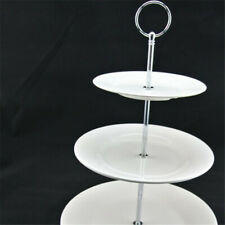 Cake Heavy Plate Stand Handle fittings Round Hardware Rod Multi Tier 8C