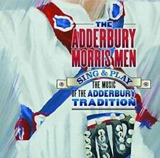 THE ADDERBURY MORRIS MEN SING & PLAY THE MUSIC OF THE ADDERBURY TRADITION New CD