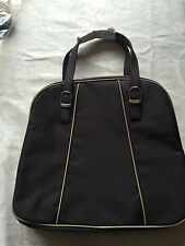 Cerruti Shoulder Bag in Brown ideal for carrying small laptop or iPad