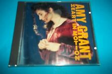 """AMY GRANT """" HERART IN MOTION """" CD 1991 AM RECORDS NUOVO"""