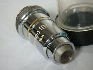 Zeiss Microscope objective - many choices including PlanApo, 10x, 25x, 2.5x,100x