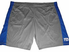 NEU Crivit Herren Funktions Hose / Shorts Gr. 3 XL 64 / 66 grau-blau !!