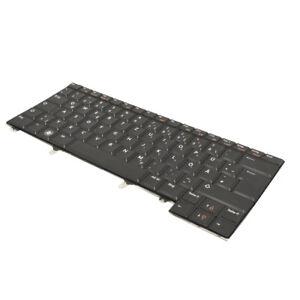 Dell Latitude E6320 E6330 E6420 Tastatur QWERTY (uk) Blacklite,mit Trackstick.