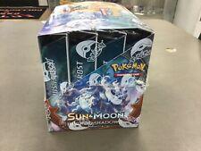 Pokemon CCG  Sun & Moon Burning Shadows Theme Deck (Display - 8 Decks)