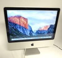 "Apple iMac A1224 20"" Desktop, MB417LL/A, 2.66GHz C2D, 250-320GB HD"