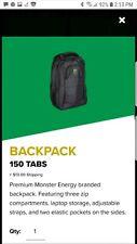 Monster Energy Backpack Sealed