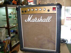 """Classic Vtg Marshall Lead 12 Amp w/10"""" Celestion Speaker, model 5005 - Repair"""