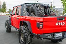 DV8 Jeep Gladiator Bolt On Chase Rack For 20-Present Gladiator Offroad