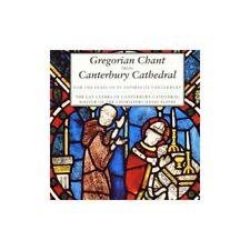 Canterbury Cathedral - Gregorian Chant from Ca... - Canterbury Cathedral CD 60VG