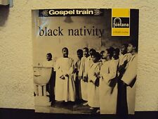 BLACK NATIVITY - Gospel train