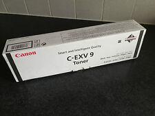 Canon Laser Printer Toner Black Genuine C-EXV9 IR 2570C/3100C/3170C/3180C BNIB