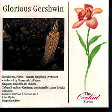 Glorious Gershwin: David Syme Classical Piano, Orchestra 6 tracks