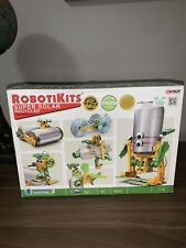 RobotiKits Super Solar Recycler  6-in-1 Kit - NEW/ SEALED