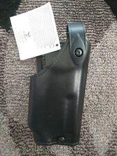 Safariland Glock 17 22 31 SLS Holster Glock 10 Light 6280-837 Blk Leather RH