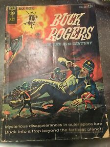 12c BUCK ROGERS #1 (1964) Gold Key Comics Good to VG / You Grade