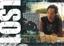 Lost Relics: cc23 Ken Leung Chiu-Wai (Miles) 054/350 Costume