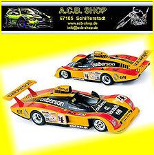 Renault Alpine A442 Le Mans 1978 #4 Frequelin Ragnotti 1:18 Norev